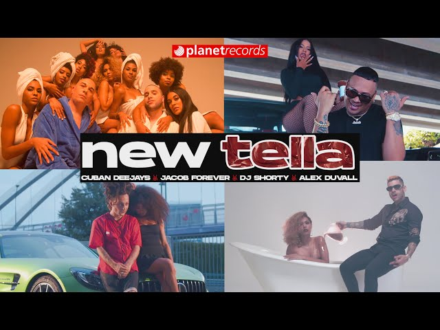 CUBAN DEEJAYS ❌ JACOB FOREVER ❌ DJ SHORTY ❌ ALEX DUVALL - Newtella 🍫 [Video by Rou Roff] Reggaeton