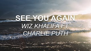 """See You Again (Wiz Khalifa ft. Charlie Puth)"" - Piano instrumental karaoke by Joel Sandberg"