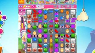Candy Crush Saga Level 1256  Score 348 660 by  Funny❣