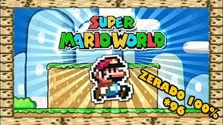 Super Mario World - Zerado Completo - 100%