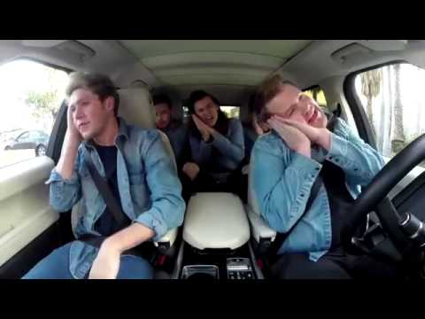 No control || Carpool Karaoke - one direction