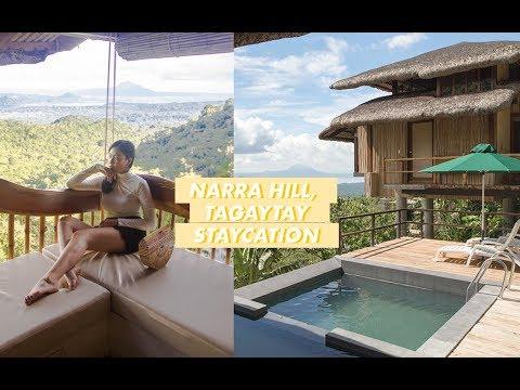 Narra Hill, Tagaytay Staycation | Jeline Catt