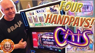 HIGH LIMIT 😼 My Favorite WIN$ on Cats 😼 The Big Jackpot