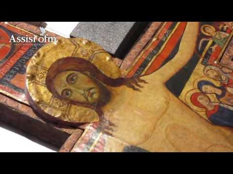 Storica traslazione del Crocifisso a San Damiano