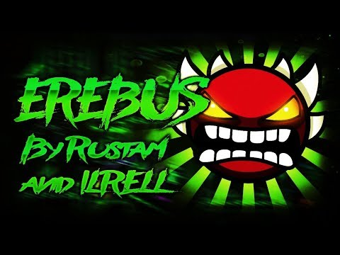 Erebus 100% by Rustam (Extreme Demon) | GD 2.1