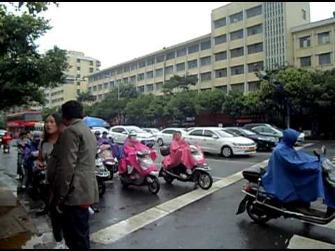 Kunming local shopping street, yunnan, china | Kunming (Chinese Prefecture-level City)