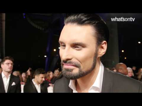 NTAs 2017 – Rylan: 'I've got a lot of love for Mel and Sue'