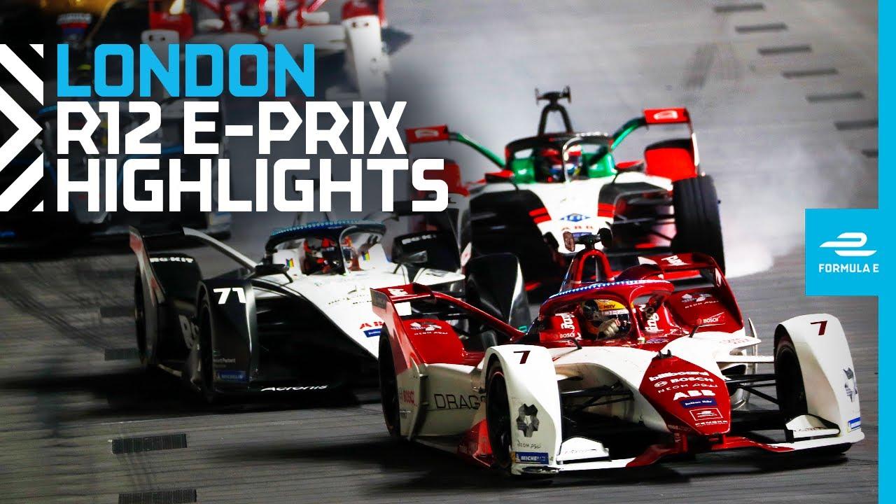 Alex Lynn's FULL Julius Baer Pole Position Lap | Heineken® London E-Prix