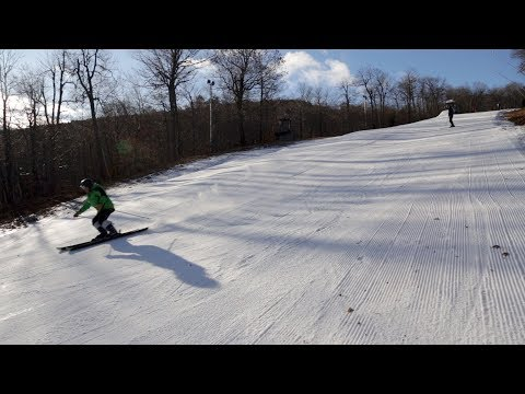 Nov. 26, 2017 Wachusett Mountain Snow Report