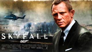 James Bond Skyfall - 06 Thomas Newman - Shanghai Drive
