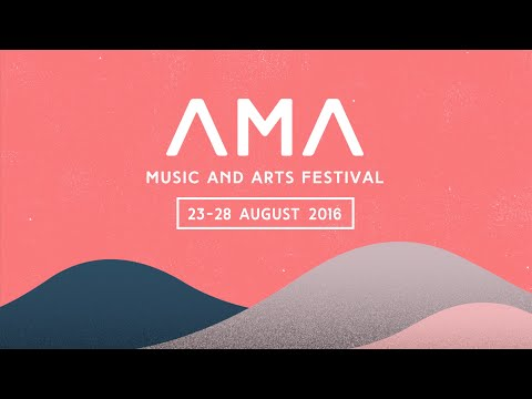 AMA Music Festival 2016 • Official Teaser • Asolo (Italy) 23rd / 28th August