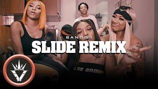 Bangg 3 ft. Goldie - Slide Remix (Official Video) Shot By @d.izzzz thumbnail