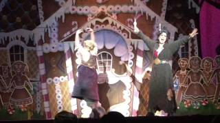 The Witch/Die Hexe in Hansel and Gretel (English) - small excerpts