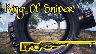 King Of Sniper Mode | Auto Headshot By Tony Sama | Pubg Mobile