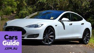 2014 Tesla Model S review