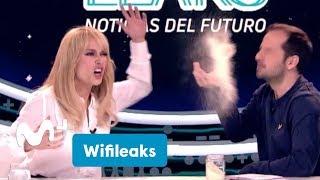 WifiLeaks: Patricia Conde: ¡Te odio Carl Sagan! | #0