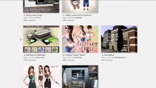 Sims 3 - Meine Lieblings Download Seiten und Mod's so wie Tutorials