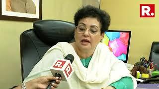 NCW Chairperson Rekha Sharma Speaks To Republic TV Over Hyderabad Murder Case
