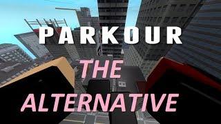 Roblox Parkour - Doing