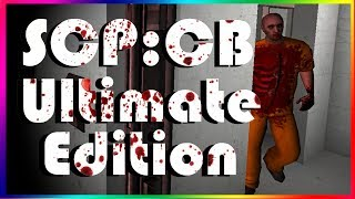 EVEN MORE NEW SCPS! | SCP Ultimate edition