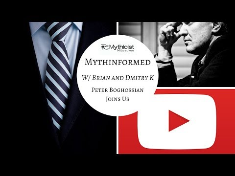 Peter Boghossian on Mythcon, Intersectionality, and Sargon of Akkad
