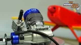 HobbyKing Daily - NGH GT 9 Gas Engine