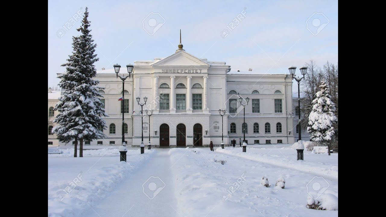 siberian state medical university & جامعة سيبيريا الطبية الحكومية