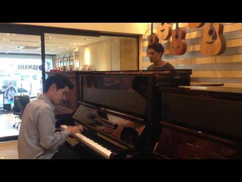 Kuljaesol : วิธีเลือกซื้อเปียโนมือสอง Review เปียโน Piano Yamaha U3
