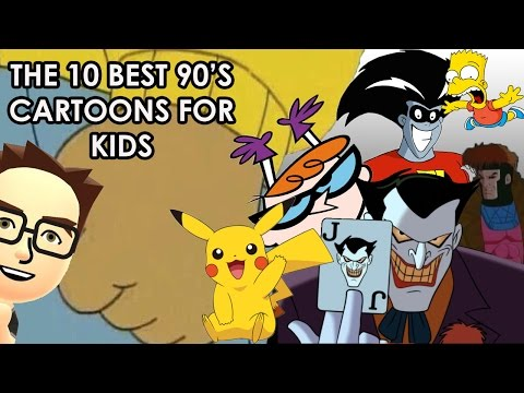The 10 Best 90 s Cartoons for Kids from YouTube · Duration:  16 minutes 14 seconds