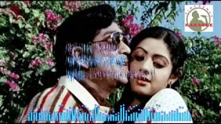 NA KALLU CHEBUTUNNAII telugu karaoke for Male singers with lyrics