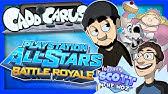 PlayStation All Stars Battle Royale - Caddicarus ft. Scott The Woz