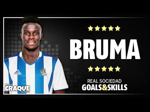 BRUMA ● Real Sociedad ● Goals & Skills