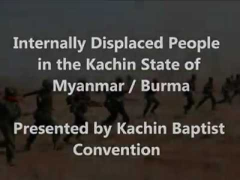 War of Myanmar in Kachin 2016