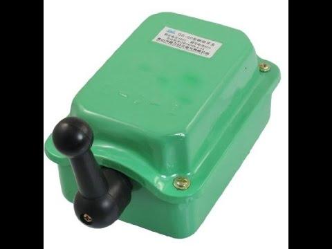 AMICO QS 60 drum switch wiring solved  salzer drum  ac