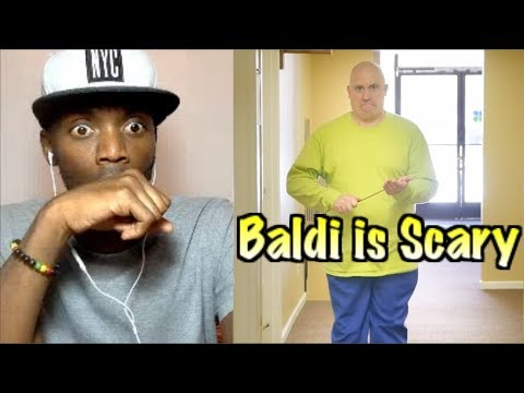 BALDI'S BASICS: THE MUSICAL (Live Action Original Song)- Reaction