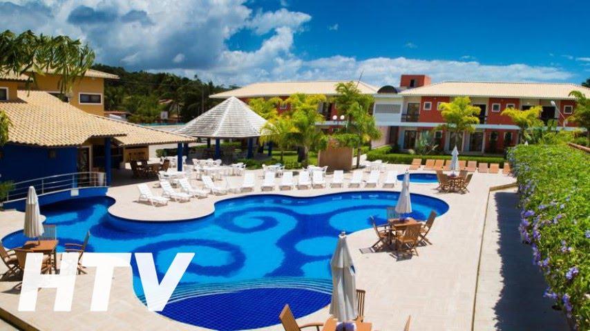 Vitoria regia apart hotel en porto seguro youtube for Appart hotel porto