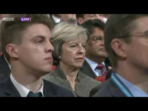 Chancellor Philip Hammond's speech at 2016 Conservative party conference