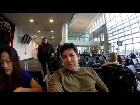 Leaving For Istanbul, Turkey (Ep.1) From Toronto, Canada