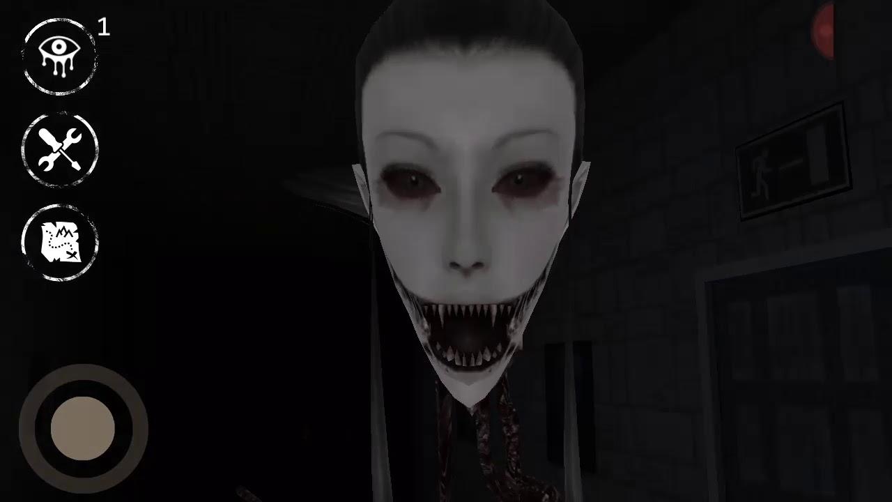 Глаз ужас игры картинки