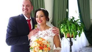 Осенний клип свадьбы Марины и Дениса