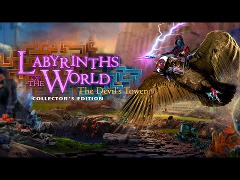 Labyrinths of the World: Devil's Tower Collector's Edition