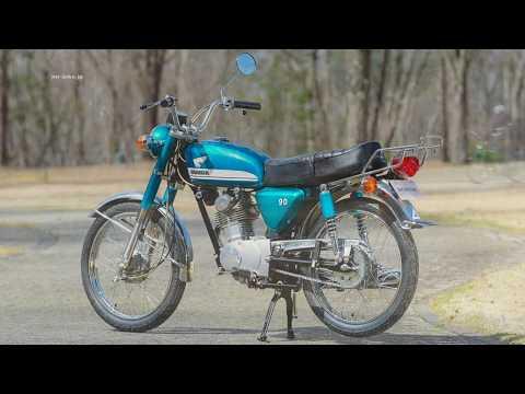 1970年 Benly CB90