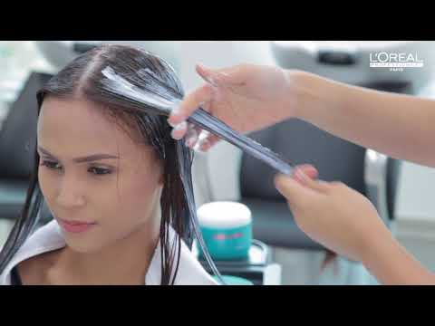 Langkah Perawatan Stress-free Therapy by HairSpa - L'Oreal Professionnel