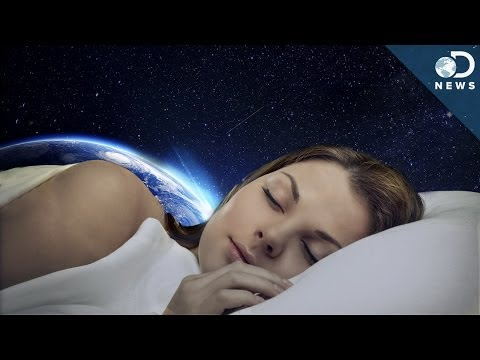 Why Astronauts Have A Hard Time Sleeping In Space