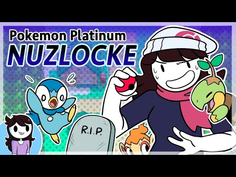 I Attempted a Pokemon Platinum Nuzlocke