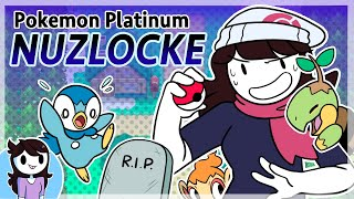 I Attempted a Pokemon Platinum Nuzlocke
