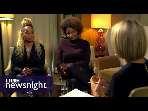 Mary J. Blige and Dee Rees on 'Mudbound' - BBC Newsnight