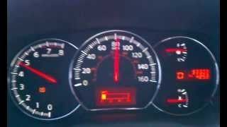 Nissan CVT 2010 Maxima  Drive/Manual Mode - Stuck in 6th Gear, High RPM, Loud Whine, No Power