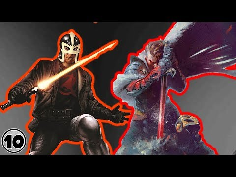 Top 10 Scary Black Knight Facts You Need To Know