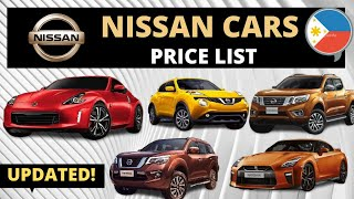 Nissan Cars Price List in Philippines | Brand New and Second Hand | 2020 Updated